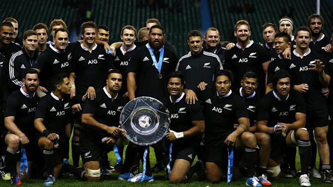 Rugby - All Blacks 'would have toured Nazi Germany'