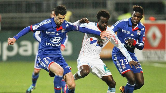 Ligue 1 - Lyon and Marseille in goalless draw