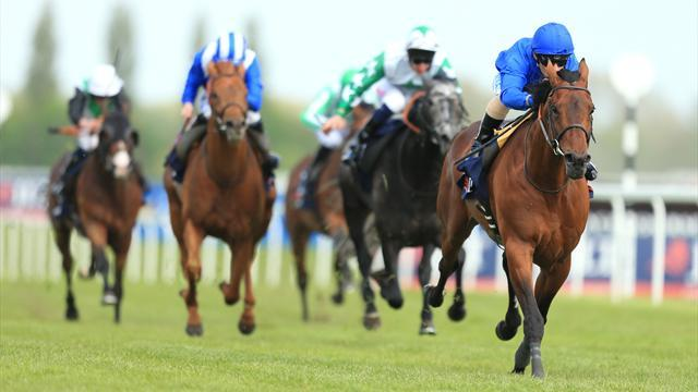Horse Racing - Farhh revels in Frankel's absence