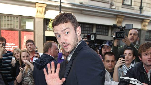 Justin Timberlake London