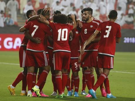 2018 Fifa World Cup qualifying: UAE put 10 past hapless Malaysia