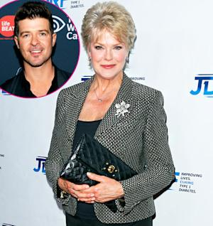 """Robin Thicke's Mom Reacts to Miley Cyrus MTV VMA Performance: """"I Don't Understand"""""""