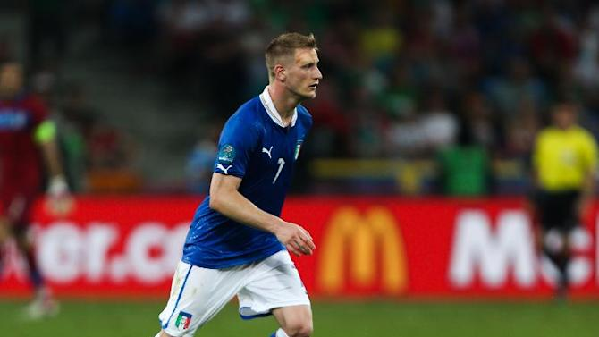 Ignazio Abate said Italy must work together to impose their game on England