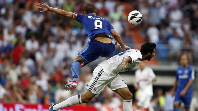 Real Madrid held at home by Valencia