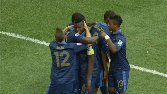 U-20 World Cup - France claim country's first U20 trophy