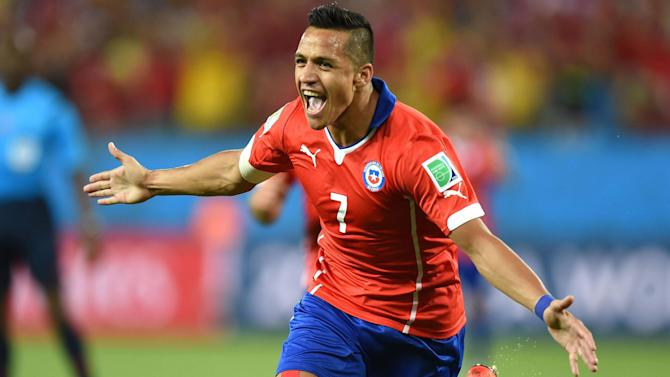 Premier League - Alexis Sanchez signs for Arsenal