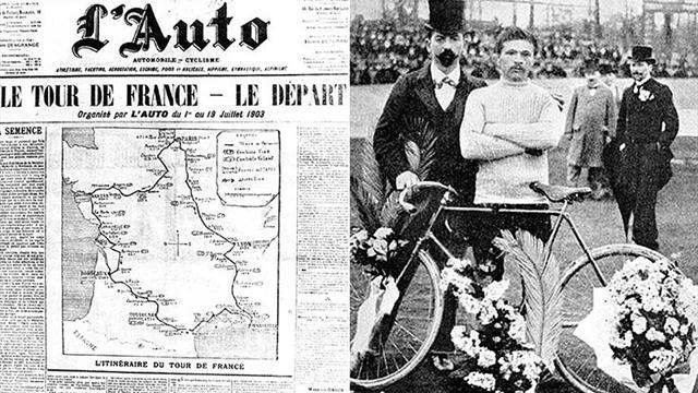 Tour de France - 1903: The race is born
