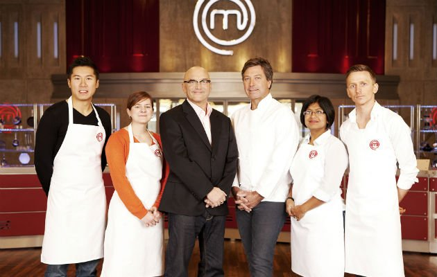 Masterchef... accused of hygiene issues by viewers (Copyright: BBC)