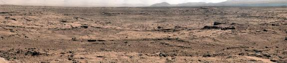 Mars Rover Curiosity Celebrates 1st Birthday Off Earth