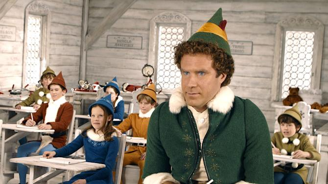 """""""Elf"""" on ABC Family  Saturday, 12/1 at 8pm"""