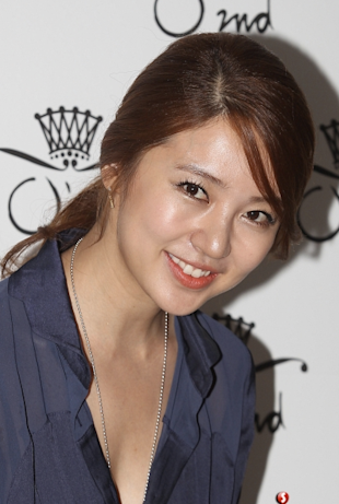 The actress has assisted a number of charities and organizations. (Photo by Sport Korea)