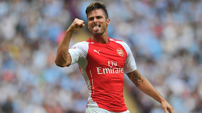 Football - Arsene Wenger welcomes Giroud return