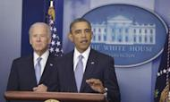 US Fiscal Cliff Averted As Bill Approved