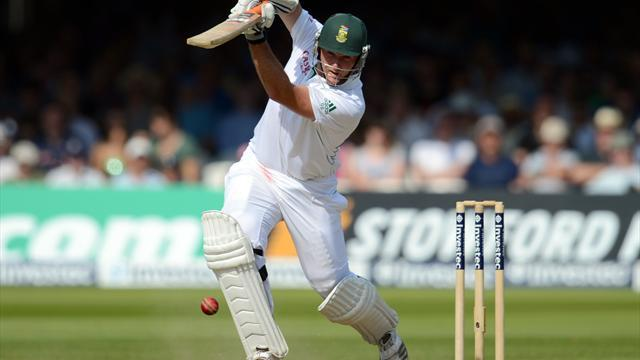 Cricket - Proteas make steady start