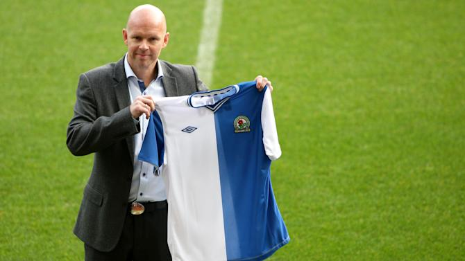 Henning Berg is delighted to be back in football at Blackburn