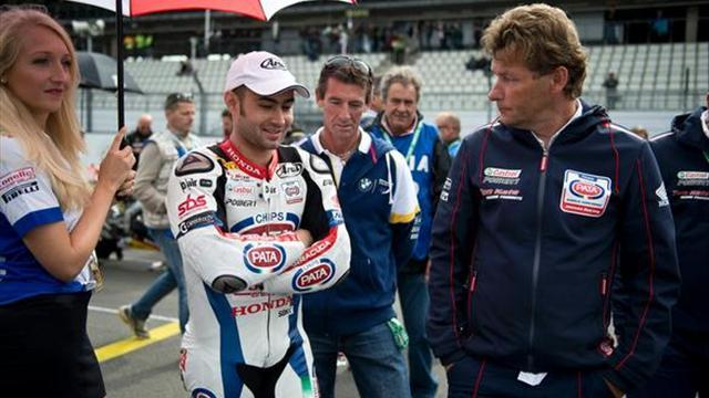 Superbikes - Season-end operations planned for Haslam
