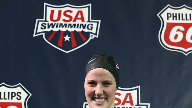 2013 USA Swimming Phillips 66 National Championships and World Trials - Day 2