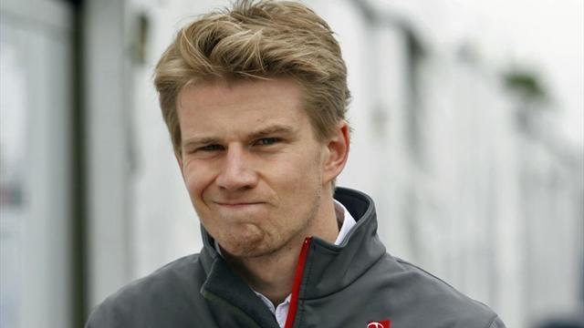 Formula 1 - Hulkenberg: Lotus call hard to judge yet