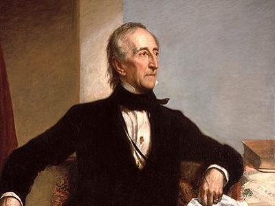 John Tyler: America's most unusual President?
