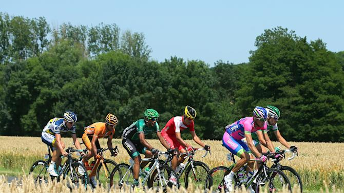 Le Tour de France 2013 - Stage Thirteen