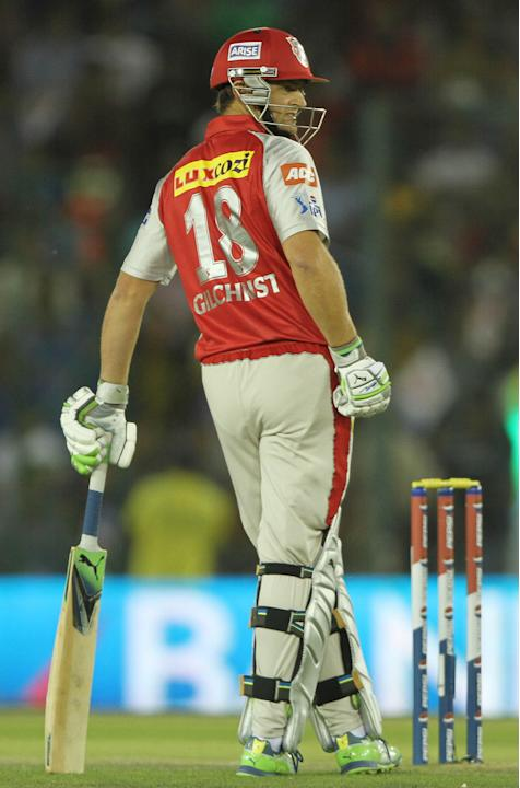 Adam Gilchrist [Kings XI Punjab]: 13 matches, 294 runs at a strike rate of 128.38. The Australian legend signed off from the IPL in style, but by the time the vintage Gilchrist came to the party, it w