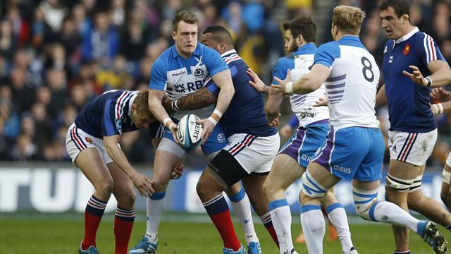 Six Nations - France overcome spirited Scotland