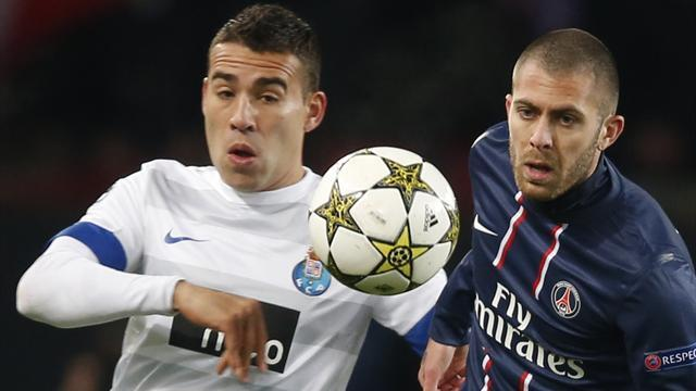 Champions League - PSG top group after Helton howler