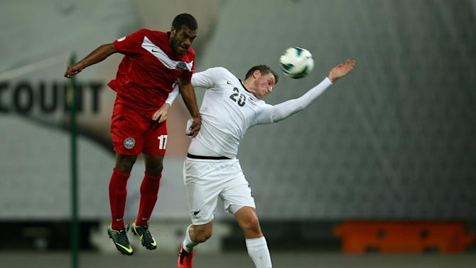 New Zealand v New Caledonia - FIFA World Cup Qualifier