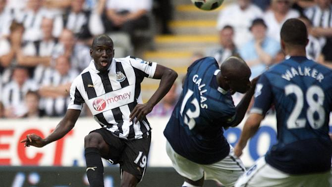 Demba Ba will not be playing for Newcastle on Thursday night