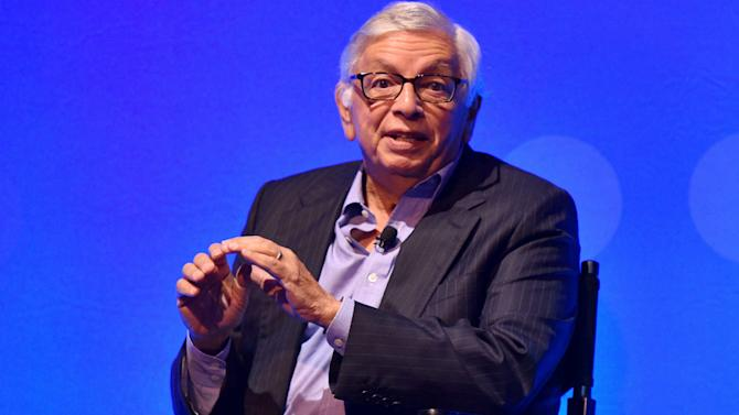 David Stern says U.S. fear of sports betting is 'outdated'