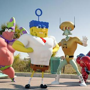 Review: The Spongebob Movie: Sponge Out Of Water (3D)