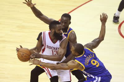 NBA playoff betting: Houston Rockets vs. Golden State Warriors Game 5 odds, stats