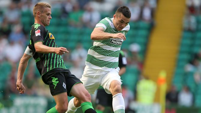 Soccer - Pre-Season Friendly - Celtic v Borussia Monchengladbach - Celtic Park