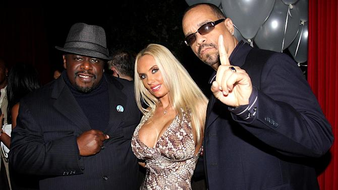 Entertainer Coco IceT Diddy Bday