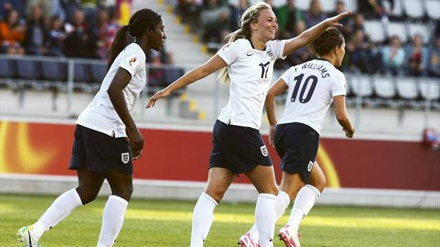 Women's Euro - France end poor England's Euro 2013 hopes
