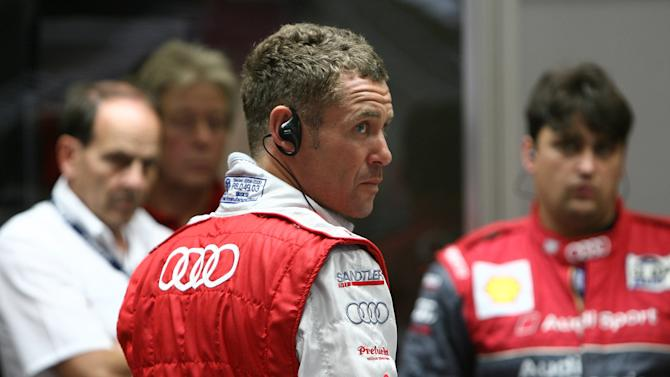 Motor Racing - Le Mans - Tom Kristensen