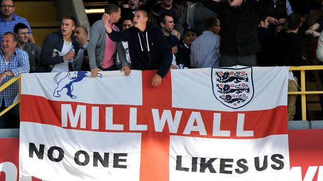 Championship - Police look to act after 'criminal' Millwall chants