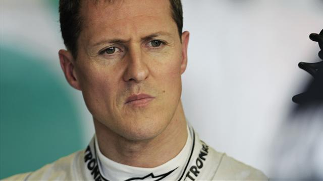 Formula 1 - Schumacher 'showing moments of consciousness and awakening'