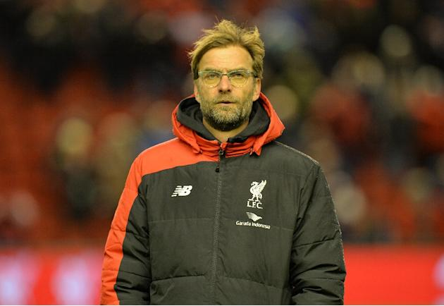 Jurgen Klopp missed Liverpool's home game with Sunderland due to suspected appendicitis