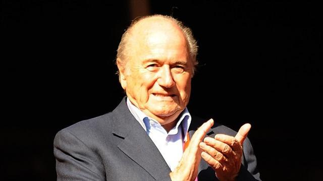 World Cup - Blatter: No decision on Qatar before next year
