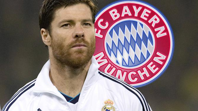 Liga - Xabi Alonso seals move to Bayern Munich