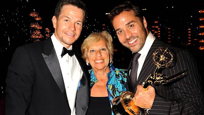 Wahlberg Piven Emmys Prty