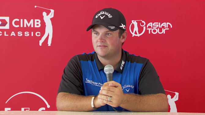 Asian Tour: CIMB Classic 2016 - Patrick Reed