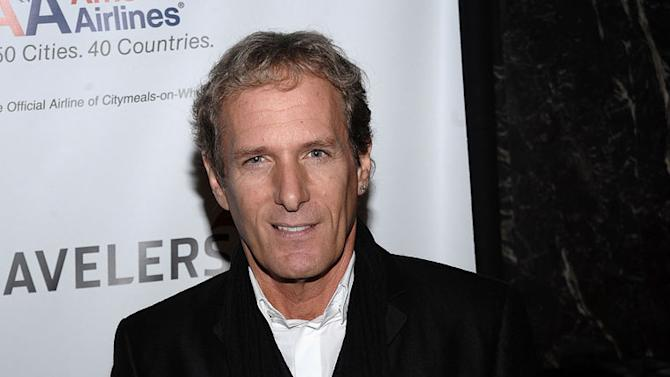 """Michael Bolton competes on Season 11 of """"Dancing With the Stars."""""""