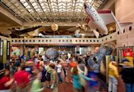 The Milestones of Flight Gallery, the main hall of the Smithsonian's National Air and Space Museum, will undergo an extensive renovation, to be completed in 2016 for the museum's 40th anniversary in 2016. The expanded exhibition will trace the