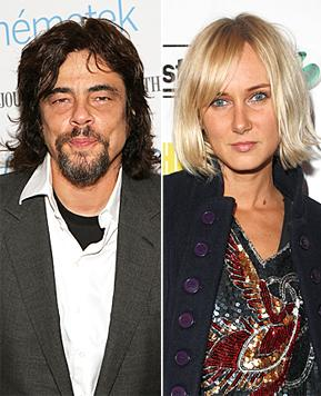 "Benicio del Toro ""Thrilled"" for Baby Girl With Ex Kimberly Stewart"