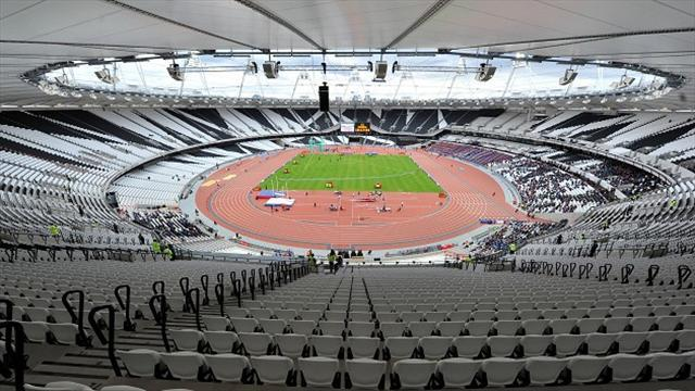 Rugby - Olympic Stadium selected for RWC