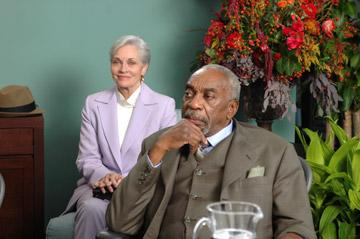 Lee Meriwether and Bill Cobbs in Fox Faith's The Ultimate Gift