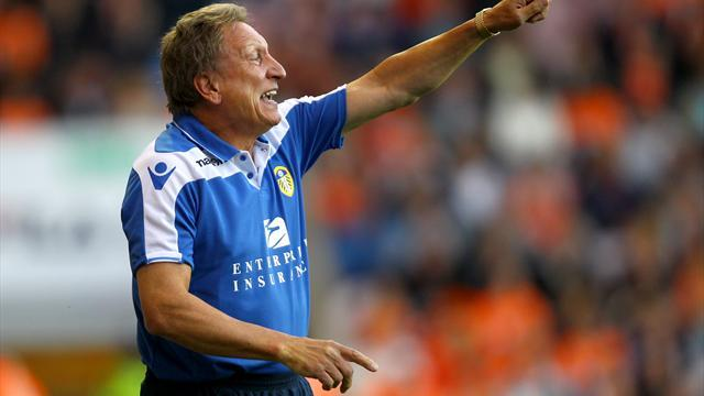 Football - Warnock wary of suspensions