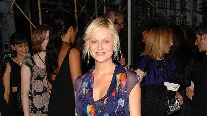 Poehler Amy CFDA Awards